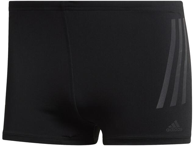 adidas Pro 3-Stripes Boxers Men black/carbon